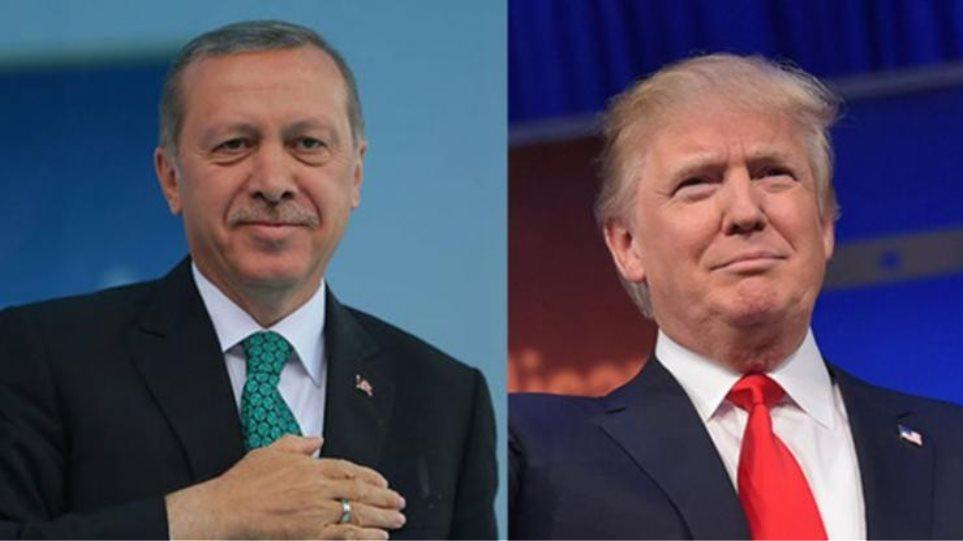 Τραμπ σε Ερντογάν: «Σας σέβομαι απόλυτα, η Ιβάνκα είναι οπαδός σας»