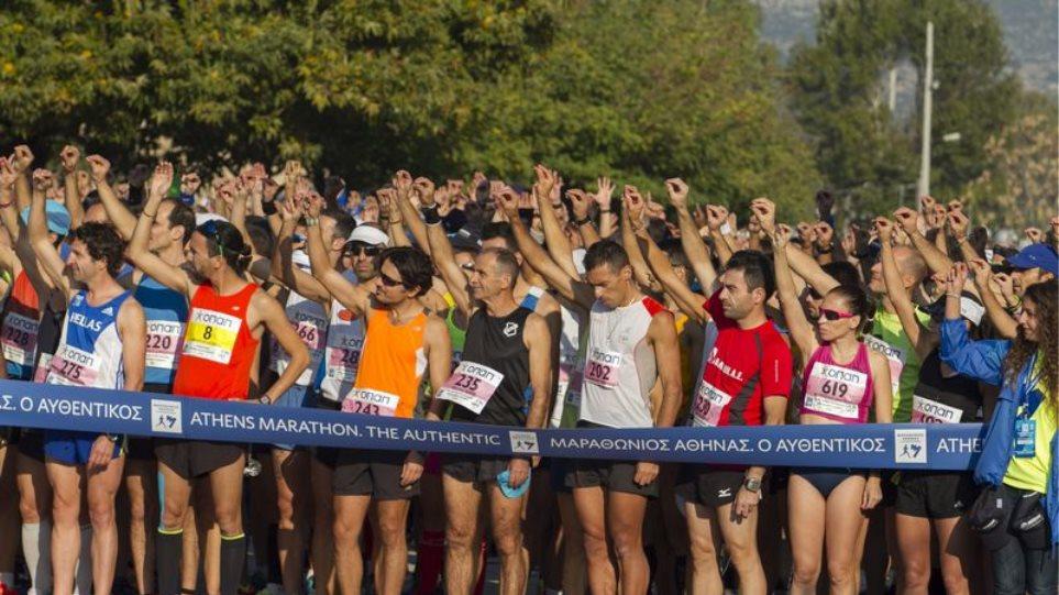 Μαραθώνιος Αθήνας. Ο Αυθεντικός: Την Κυριακή το παγκόσμιο αθλητικό γεγονός