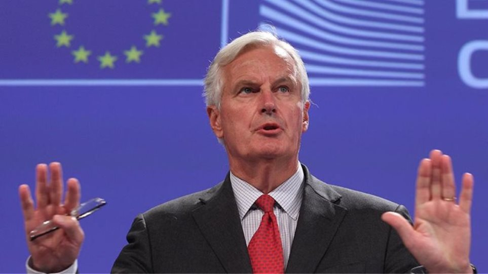 Brexit σε τρεις φάσεις προβλέπει το σχέδιο της Κομισιόν