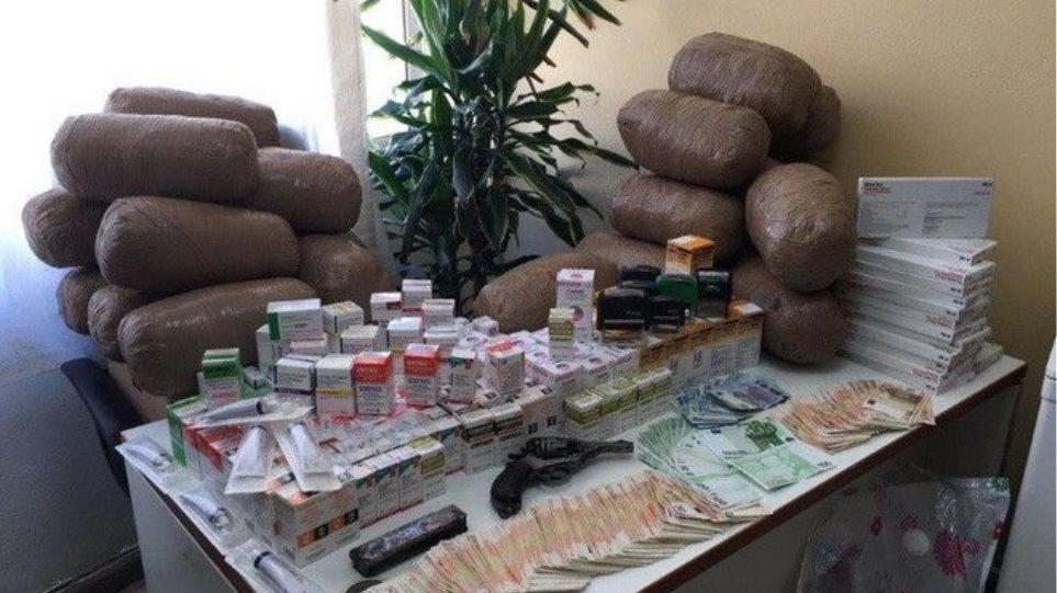 Εξαρθρώθηκε καρτέλ που είχε γεμίσει με ναρκωτικά την Αθήνα - Πώς δρούσε η οργάνωση