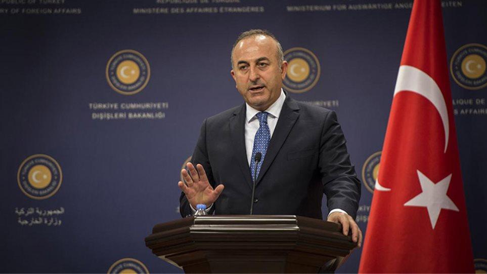 Προκαλεί και ο Τσαβούσογλου: Τα Ίμια είναι τουρκικό έδαφος