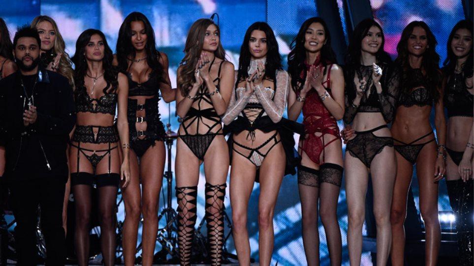 Victoria's Secret: «Κόλαση» στο Παρίσι με τα αγγελάκια και την έγκυο Irina Shayk