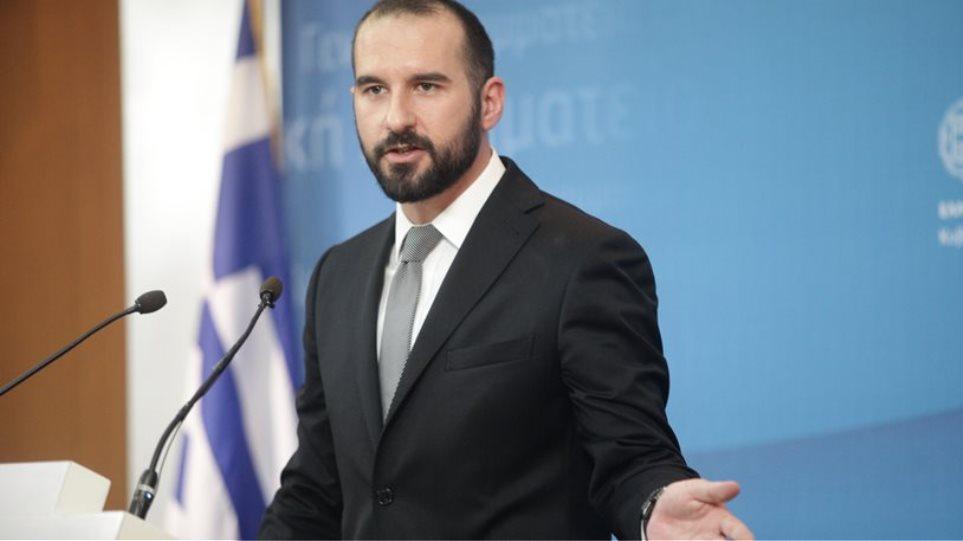 Τζανακόπουλος: Ορόσημο το αυριανό Eurogroup για συνολική συμφωνία μέχρι τέλος του χρόνου