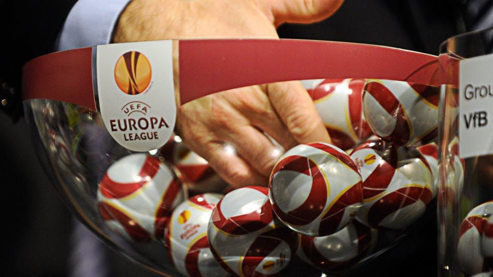 Ολυμπιακός-Οσμανλίσπορ, ΠΑΟΚ-Σάλκε στους «32» του Europa League
