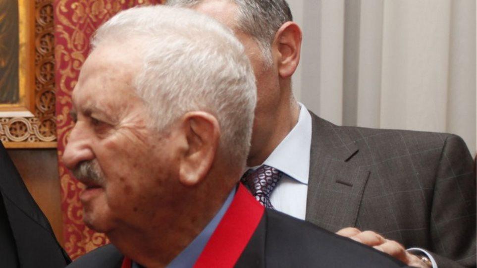 Πέθανε, πλήρης ημερών, ο εφοπλιστής Νίκος Φράγκος
