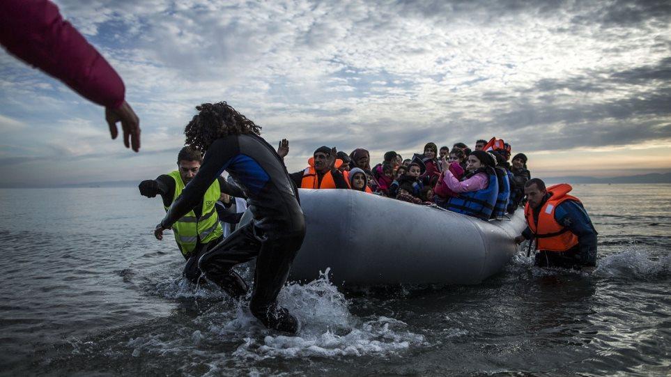 Ακόμα 164 μετανάστες, οι περισσότεροι Αφρικανοί, στη Λέσβο