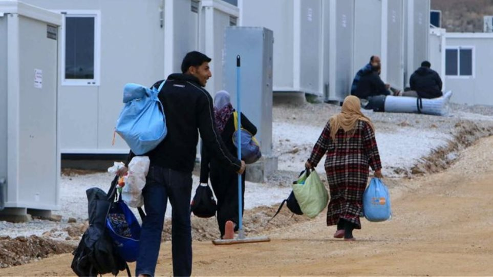 Chios: Solution at last for the refugee hotspot