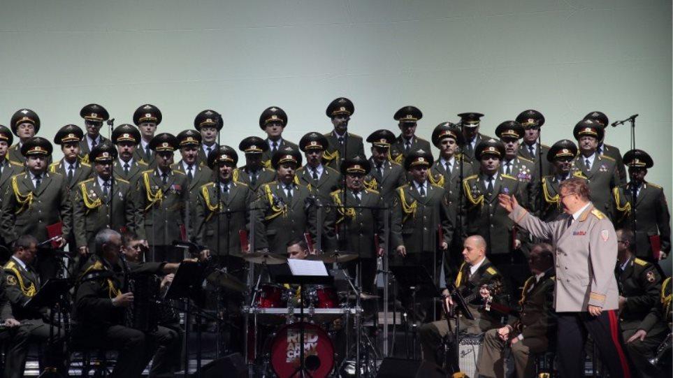 Ξεκληρίστηκε η διάσημη στρατιωτική χορωδία Αλεξάντροφ στο μοιραίο Τουπόλεφ