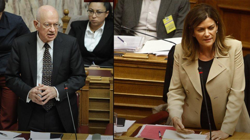 Παπαδημητρίου-Αντωνοπούλου: Το πιο πλούσιο ζευγάρι της κυβέρνησης