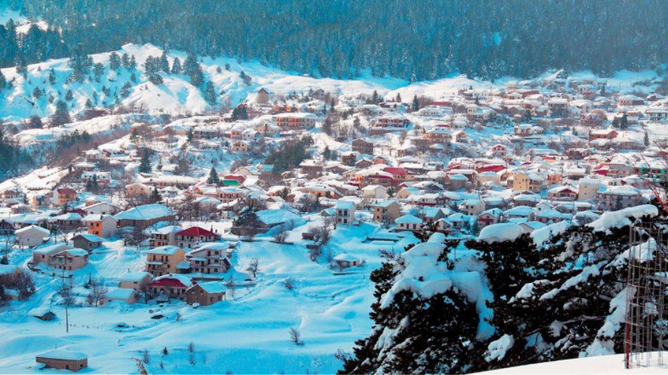 Η Πρωτοχρονιά σε μικρά χωριά της Ελλάδας