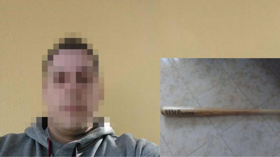 Σοκ στη Ζάκυνθο: Ανέβασε στο Facebook το ρόπαλο με το οποίο σκότωσε τον ξάδερφό του