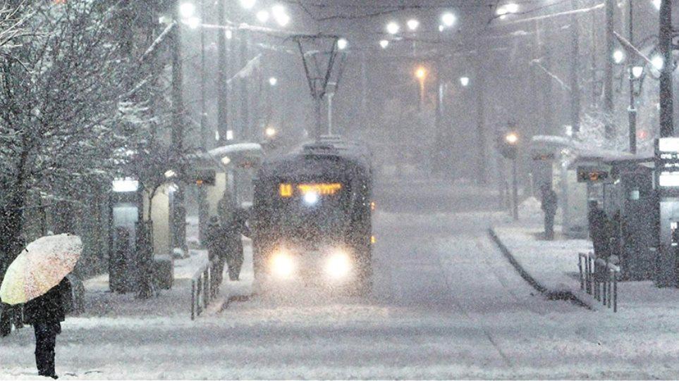 Νέο κύμα κακοκαιρίας τα Θεοφάνια: Χιόνια σε όλη την Ελλάδα