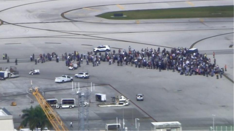 Φλόριντα: Τρομοκρατικό χτύπημα στο διεθνές αεροδρόμιο - Πέντε νεκροί, οκτώ τραυματίες