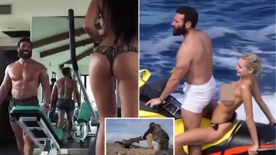 Ημίγυμνες καλλονές, όπλα και όργια... Ο ζάπλουτος «Βασιλιάς του Instagram» ξαναχτυπά με νέο βίντεο