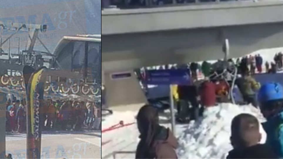 Χάος στον Παρνασσό: Φώναζαν «σκότωσε τον» για μια θέση στην ουρά