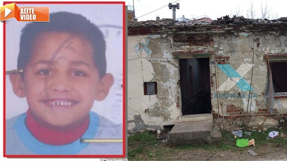 Δολοφονημένο, δεμένο χειροπόδαρα βρέθηκε το εξάχρονο αγοράκι στην Κομοτηνή