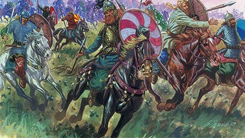 Γότθοι και Έρουλοι στην Αθήνα (267 μ.Χ.) - Η άγνωστη μάχη των Θερμοπυλών