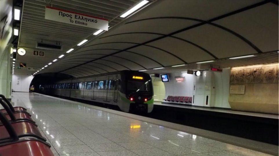 Ποιοι σταθμοί του μετρό δεν θα λειτουργούν αυτό το Σαββατοκύριακο