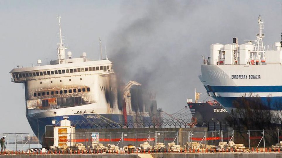 Τραγωδία «Norman Atlantic»: Παραβιάστηκαν οι κανονισμοί ασφάλειας