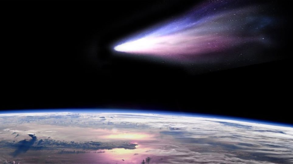 Μοναδική συγκυρία: Ολική έκλειψη, πανσέληνος και ο κομήτης Honda