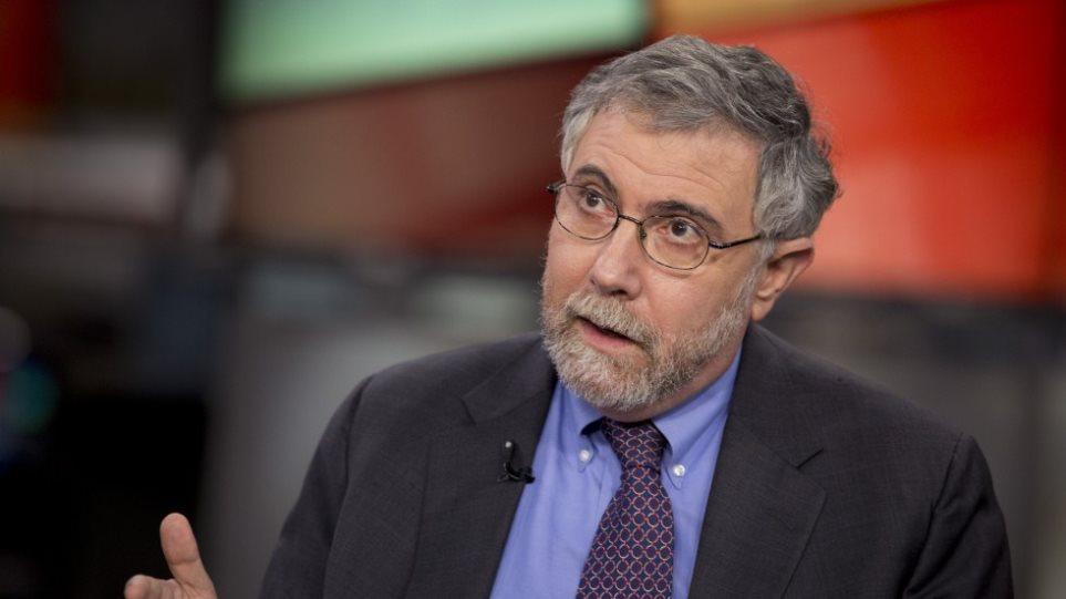 Κρούγκμαν: Τρελό να ζητάς από την Ελλάδα πλεόνασμα 3,5%