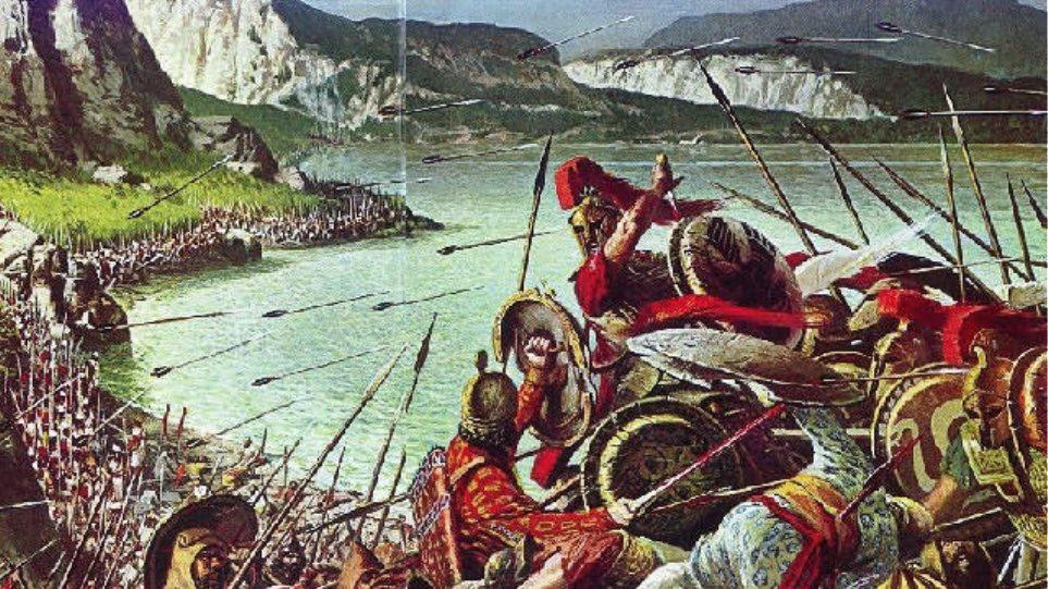 Μάχη των Θερμοπυλών (480 π.Χ.): Οι 700 γενναίοι Θεσπιείς  και άλλες μικρές ιστορίες