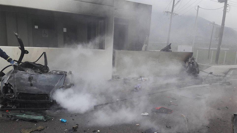 Φρικτό δυστύχημα στην Αθηνών-Λαμίας: Ο γιος του ιδιοκτήτη των Jumbo ήταν στην Πόρσε