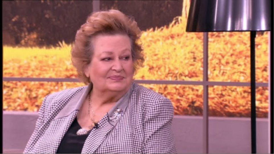 Απεβίωσε η ηθοποιός Ευαγγελία Σαμιωτάκη