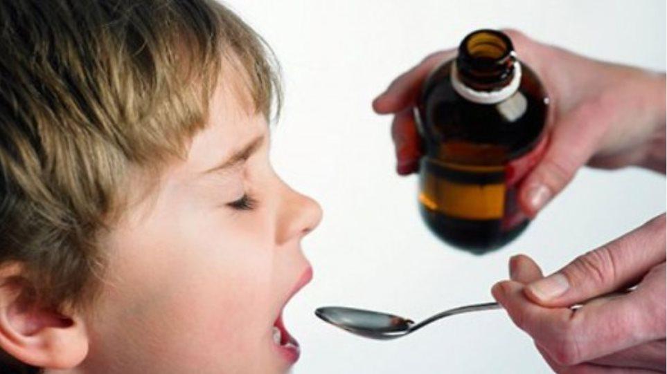 Όχι στην αλόγιστη και υπερβολική χρήση φαρμάκων στα παιδιά