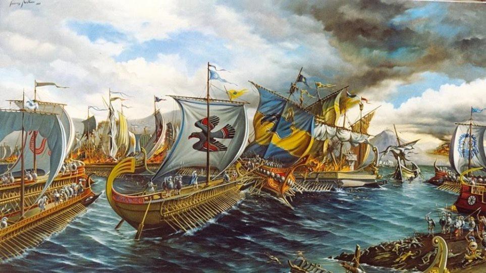Η ναυμαχία του Αρτεμισίου (480 π.Χ.)