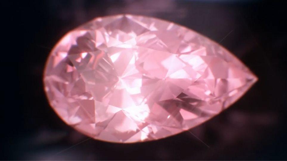 «Στο σφυρί» τo διαμάντι «Pink Star» από τον Sotheby s 2cbd6141dc7