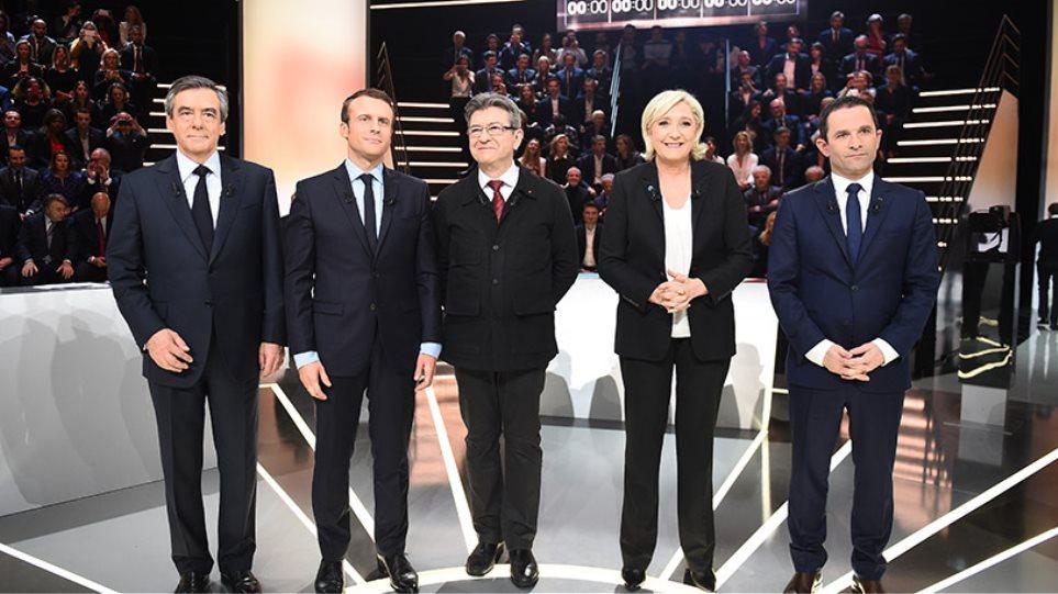 Το γαλλικό debate, η Μέρκελ, το μπουρκίνι και ο νικητής Μακρόν
