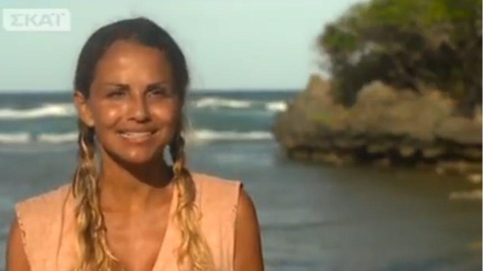 Σόφη Πασχάλη: «Όταν γυρίσω από το ''Survivor'' θέλω να μπω στη διαδικασία της οικογένειας»