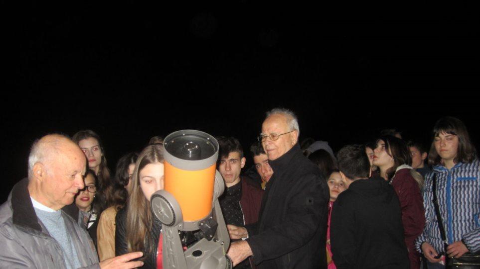 Double στην κορυφή για μαθητή από το Βόλο στον Πανελλήνιο Διαγωνισμό Αστρονομίας