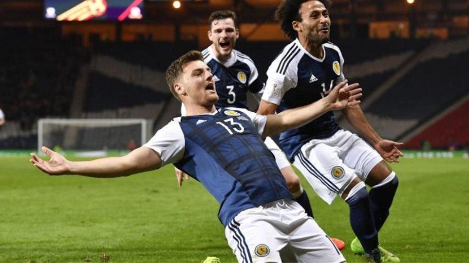 Η Σκωτία νίκησε Σλοβενία και Όμπλακ μπαίνοντας στο κόλπο της πρόκρισης!