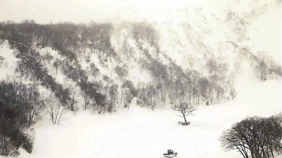 Ιαπωνία: Φόβοι για έξι νεκρούς μαθητές έπειτα από χιονοστιβάδα