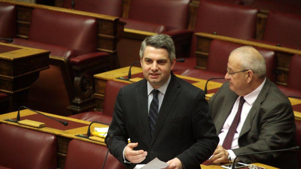 Οδυσσέας Κωνσταντινόπουλος: Αναπτυξιακός νόμος ΣΥΡΙΖΑ-ΑΝΕΛ για… κλάματα