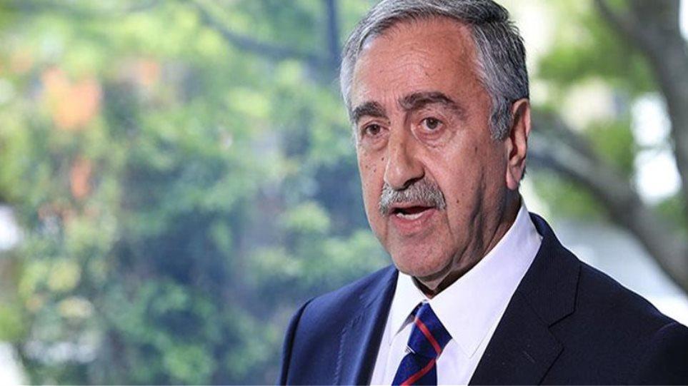 Κύπρος: Ο Ακιντζί βάζει όρους για να ξανακαθίσει στο τραπέζι των διαπραγματεύσεων