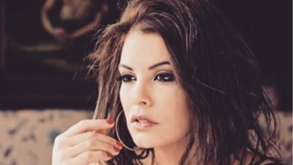 Μαρία Κορινθίου: Η σέξι ανάρτηση της ηθοποιού