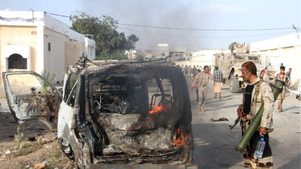 Υεμένη: 20 νεκροί σε μάχες τζιχαντιστών με τον στρατό