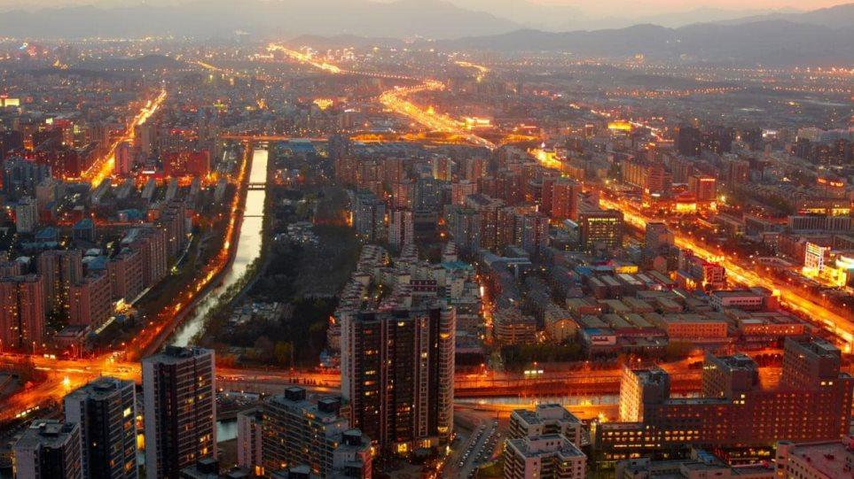 Η Κίνα κατασκευάζει πόλη για... 100 εκατ. κατοίκους!