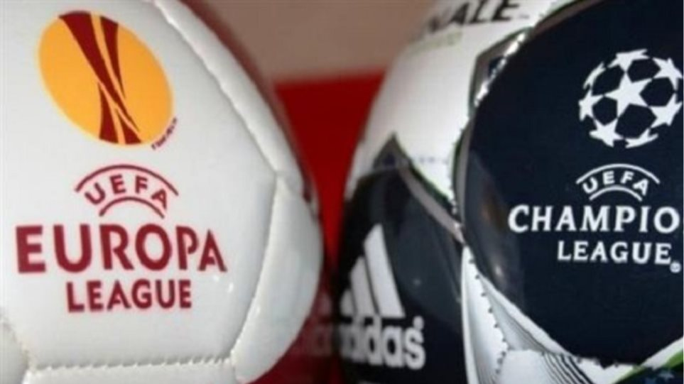 UEFA: Όλες οι αλλαγές στο Champions League και το Europa League το 2018-2021