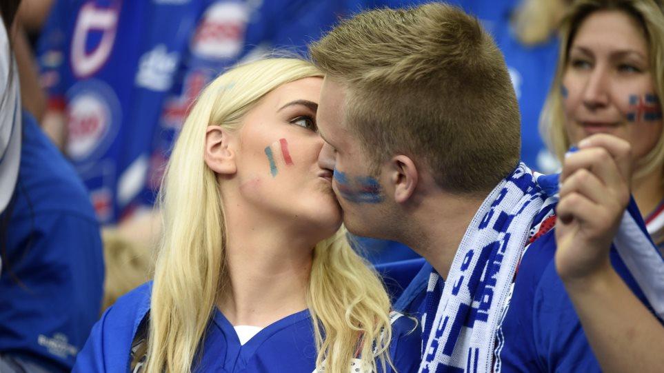 Έκρηξη γεννήσεων στην Ισλανδία, 9 μήνες μετά τον θρίαμβο επί της Αγγλίας στο Euro 2016!