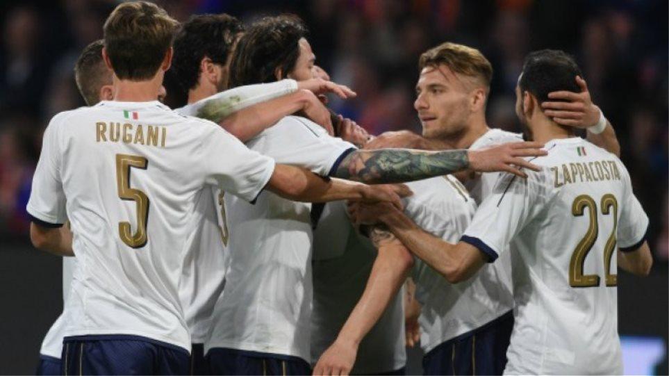Βίντεο: «Διπλό» με νιάτα η Ιταλία, σπουδαίες εκτός έδρας νίκες για Ισπανία, Σουηδία