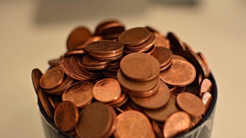 Δεν θα πιστέψετε τι έφτιαξε αυτή η Αμερικανίδα με... 13.000 ξεχασμένα κέρματα