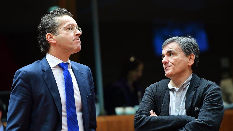 Στο Euroworking Group της 30ης Μαρτίου ο έλεγχος της κυβέρνησης από τους δανειστές