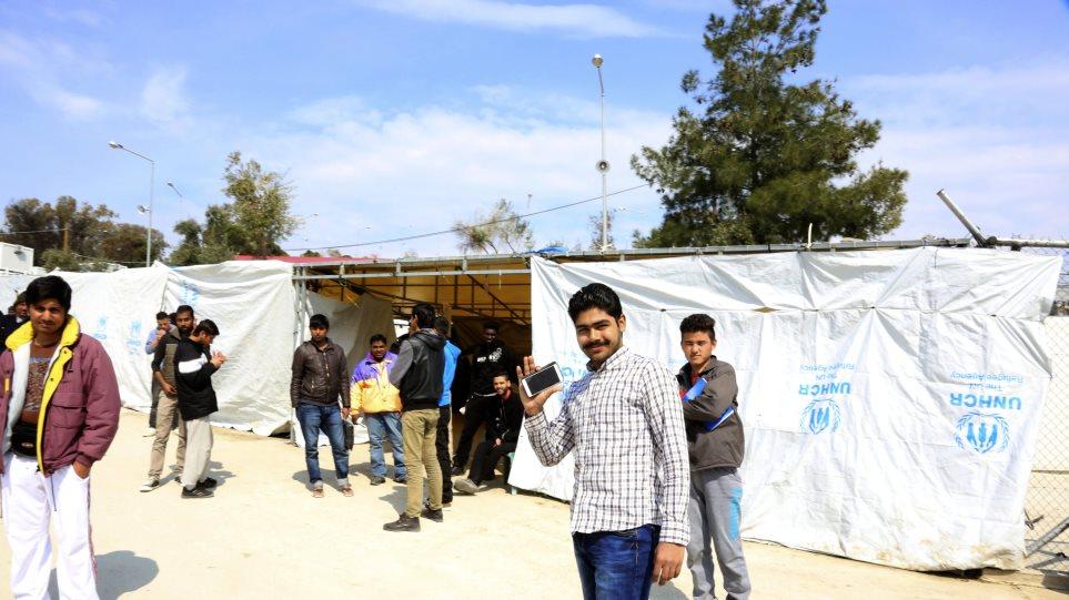 Λέσβος: Απεργούν οι εργαζόμενοι στη Μόρια - Ζητούν ανανέωση των συμβάσεών τους