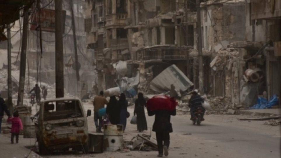 Συρία: Συμφωνία για απομάκρυνση αμάχων από τέσσερις πολιορκημένες περιοχές