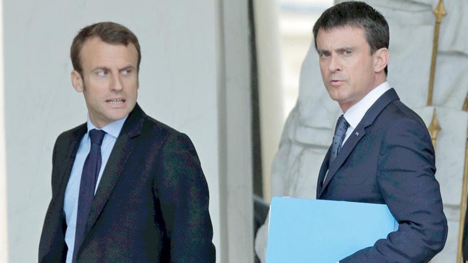 Γαλλία: Στηρίζει Μακρόν, υπό τον φόβο της Λεπέν, ο Μανουέλ Βαλς