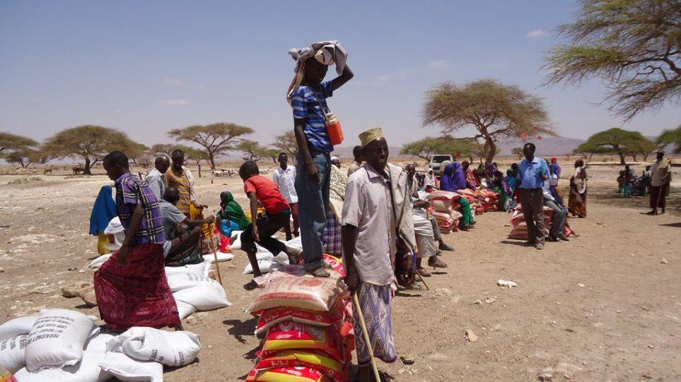 Αριθμοί-σοκ: Πάνω από 3.000 άτομα εγκαταλείπουν τα σπίτια τους καθημερινά στη Σομαλία